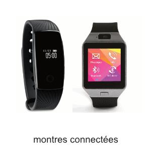 montres connectées