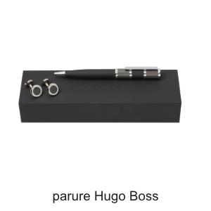 parure stylo bouton manchette hugo boss