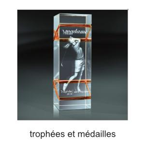 trophées médailles