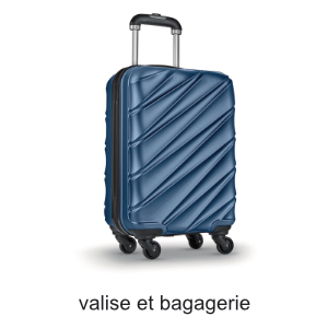 valise bagagerie